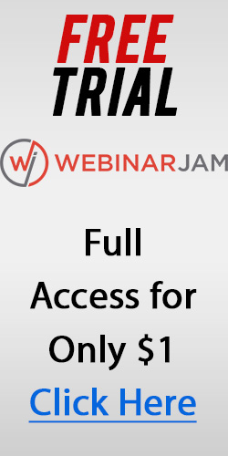 Click Here for the Webinarjam Trial for Only $1